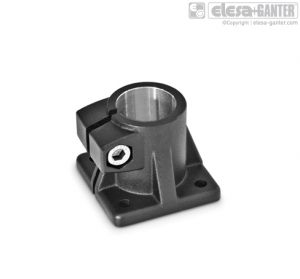 GN 163 Base plate connector clamps