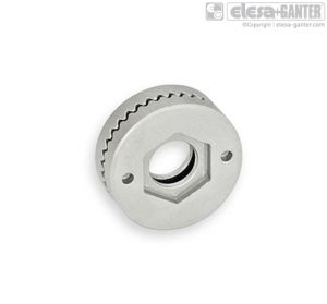 GN 188 Stainless Steel-Serrated locking plates
