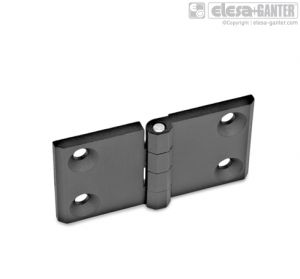 GN 237-ZD-extended Hinges hinges with extended hinge wings