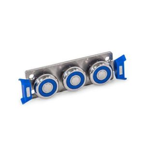 GN 2494 Stainless Steel Cam Roller Carriages