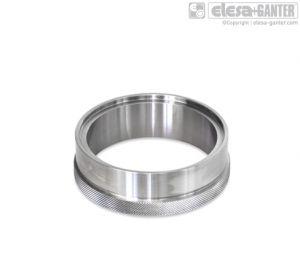 GN 264 Graduated rings steel, blank