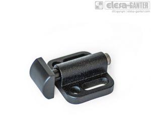 GN 415-A1 Side thrust pins cylinder, horizontal