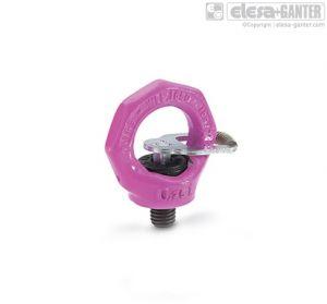 GN 581 Lifting eye bolts (rotating)