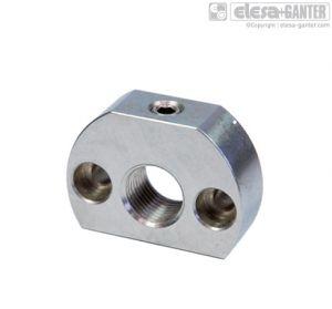 GN 612.1-NI Mounting blocks mounting blocks, stainless steel