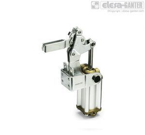GN 862 Pneumatic toggle clamps
