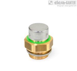 GN 881 Breather Valves breather valves