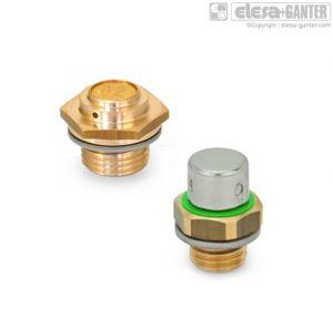 GN 883 Breather Valves breather valves
