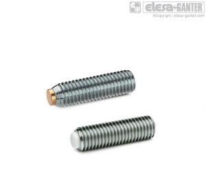GN 913.5 Stainless Steel-Grub screws