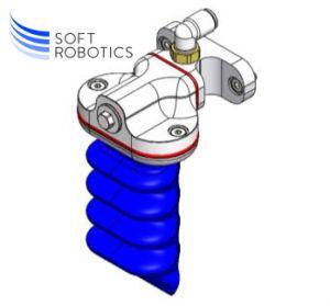 Soft Robotics Gripper mGrip adaptador modular