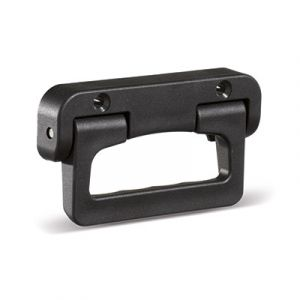 MPE Folding handles black or grey colour