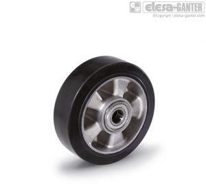 RE.G2 Elastic rubber wheels