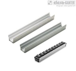 RLT-AL Profiles for ELEROLL roller tracks
