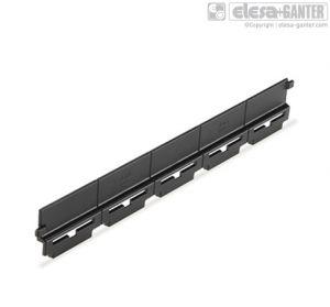 RLT-CE Containment edge for ELEROLL roller tracks