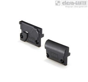 RLT-H Headers for ELEROLL roller tracks