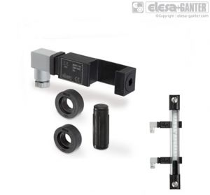 SLCK Kit for the electric control of a fluid level