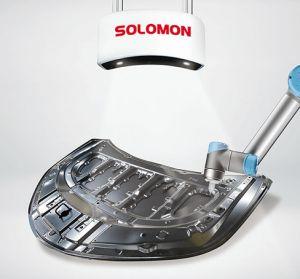 Solomon Sistema Robot Guiado por Visão - Solmotion
