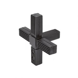 STC-3A-5W Square tube connectors tridimensional five-way connector