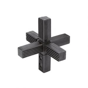 STC-3A-6W Square tube connectors tridimensional six-way connector
