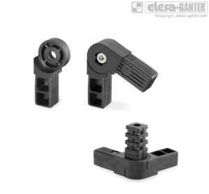 STC-A Square tube connectors