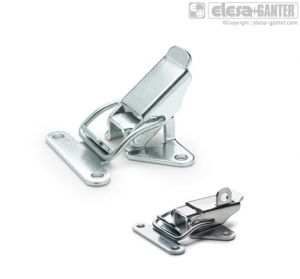 TLE. Hook clamps