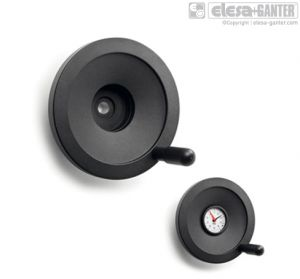 VAD-PXX+I Handwheels for position indicators for positive drive indicators, with revolving handle