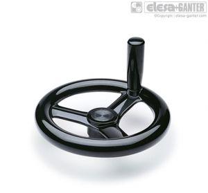 VR.FP+I Spoked handwheels revolving handle
