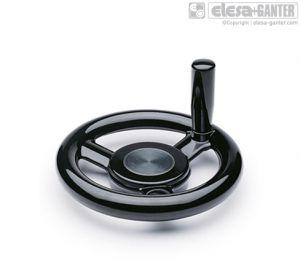 VRU+I Spoked handwheels revolving handle